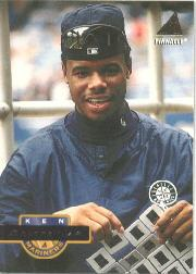 1994 Pinnacle #100 Ken Griffey Jr. front image