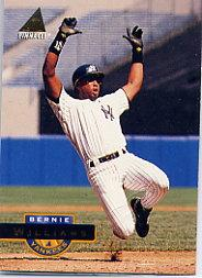 1994 Pinnacle #139 Bernie Williams front image