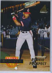 1994 Pinnacle #244 Manny Ramirez