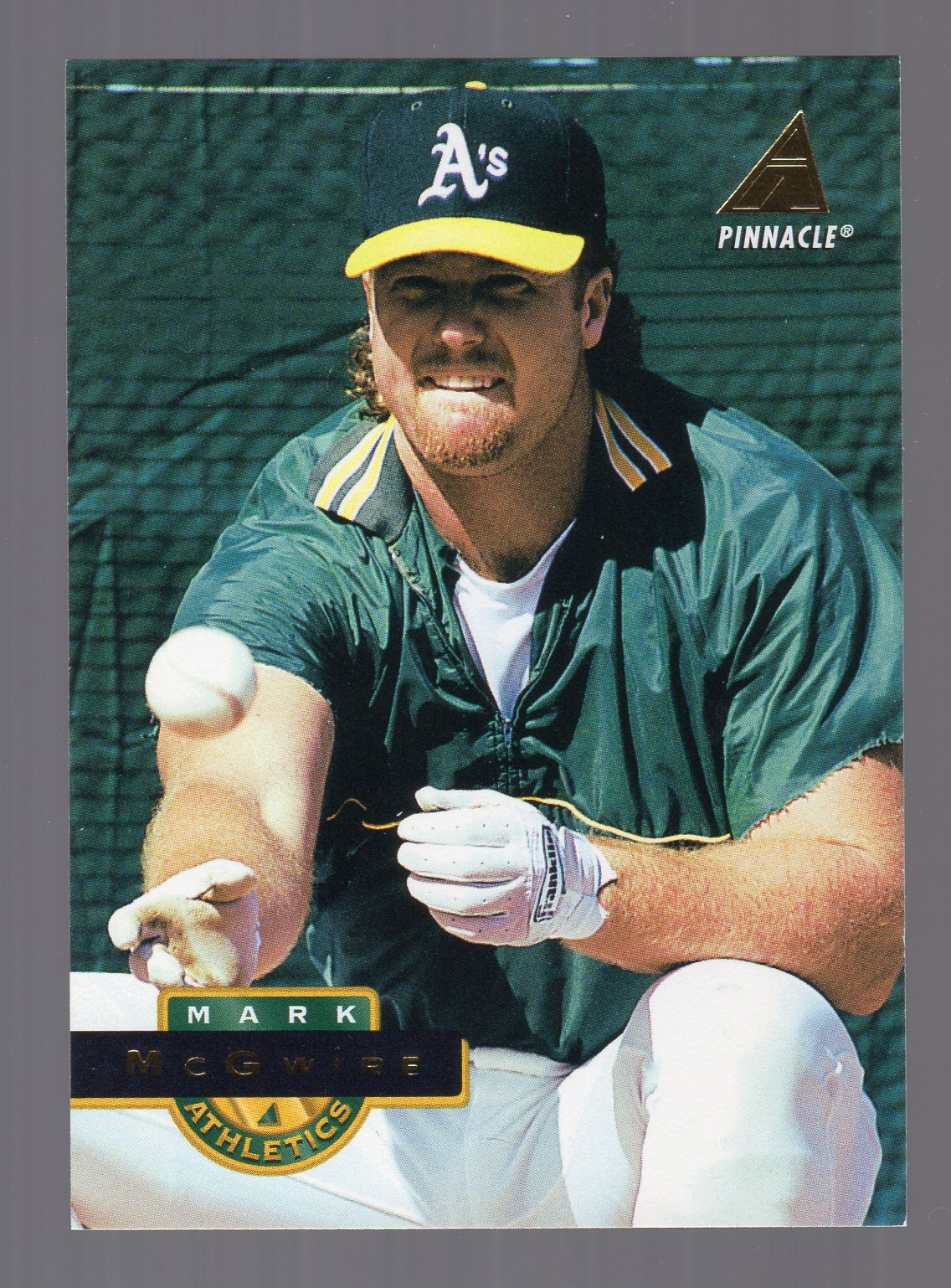 1994 Pinnacle #300 Mark McGwire