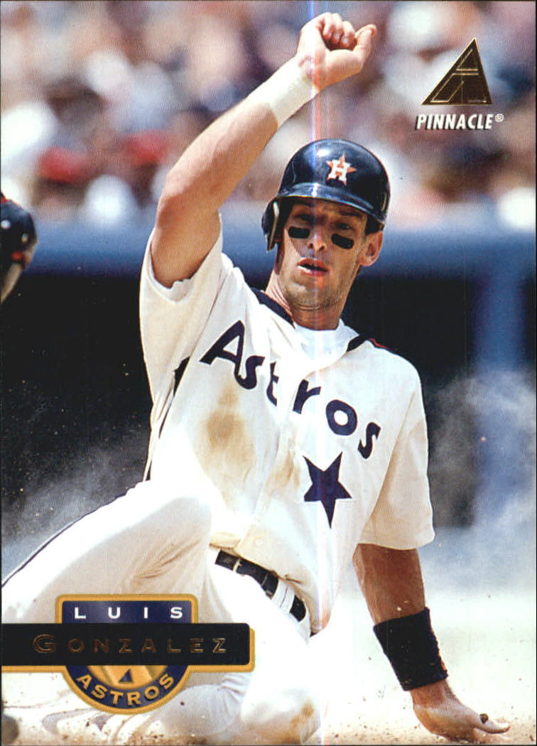 1994 Pinnacle #323 Luis Gonzalez