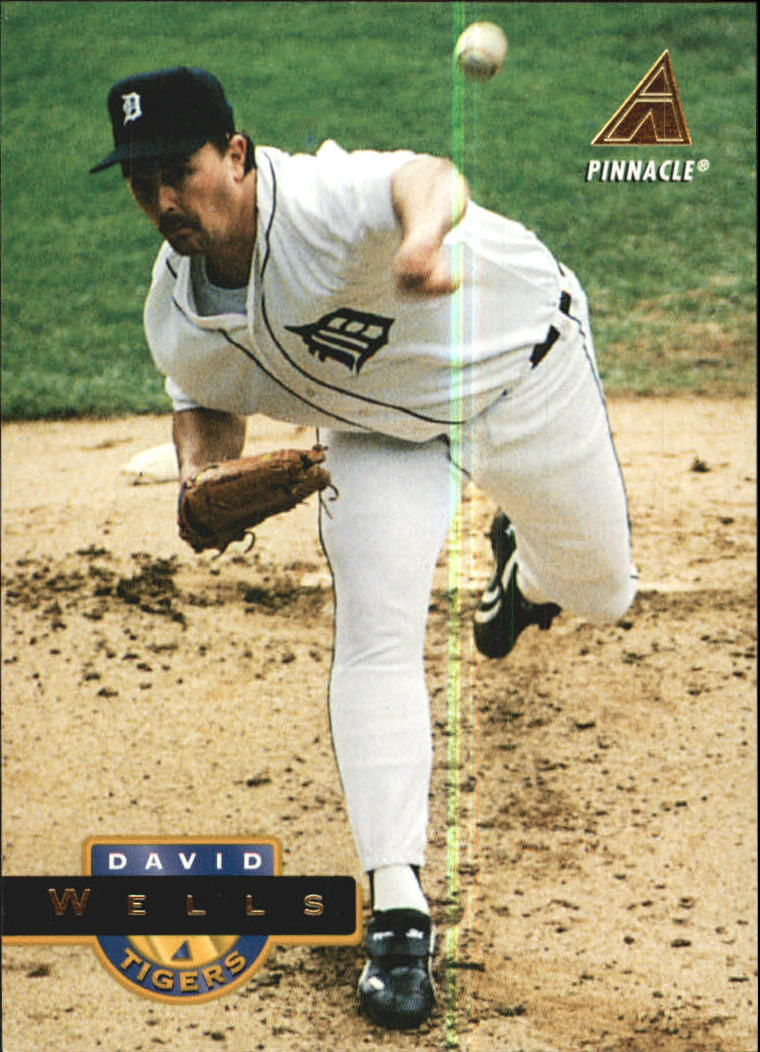 1994 Pinnacle #464 David Wells