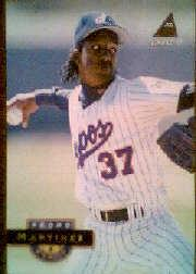 1994 Pinnacle #501 Pedro Martinez
