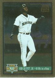 1994 Score Gold Rush #628 Ken Griffey Jr. HL