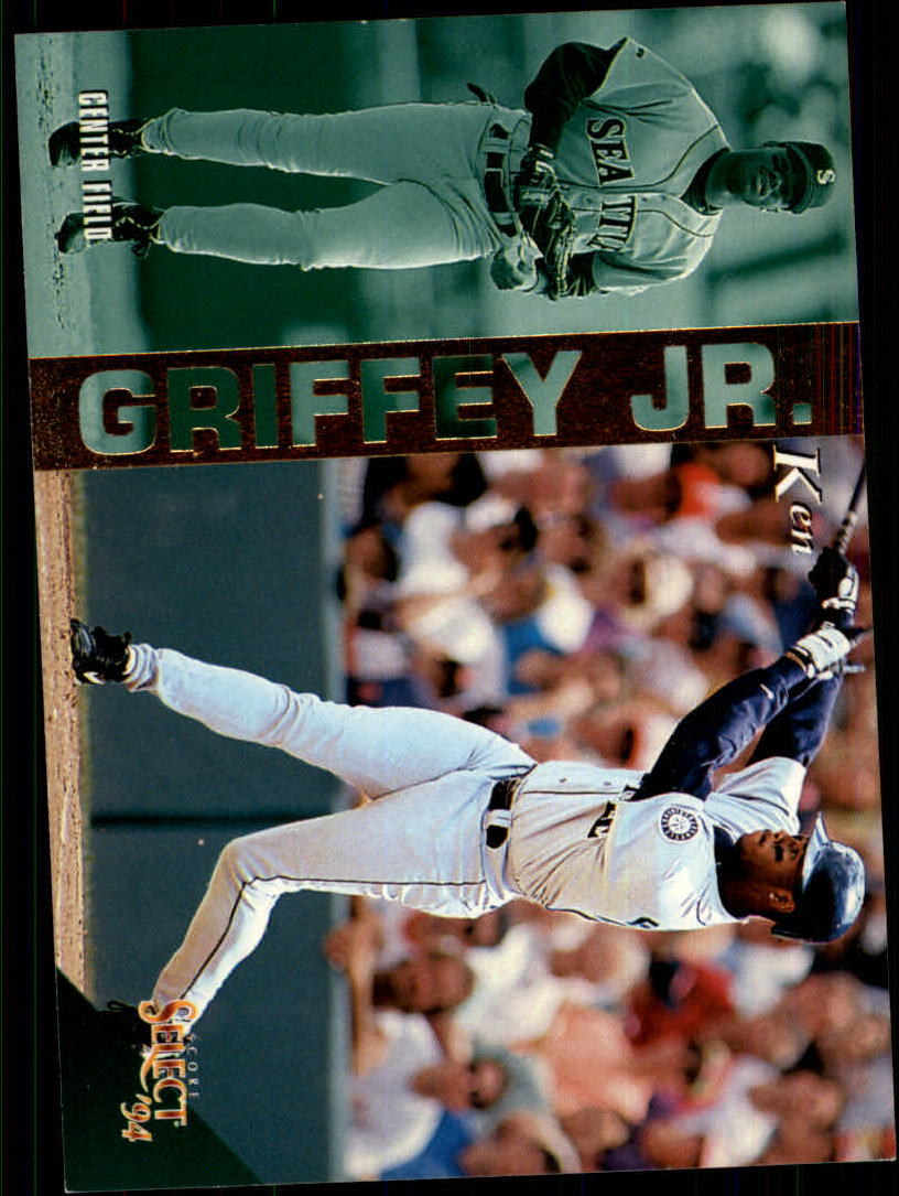 1994 Select #1 Ken Griffey Jr.