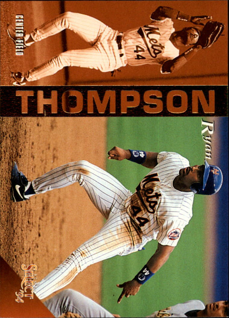1994 Select #46 Ryan Thompson