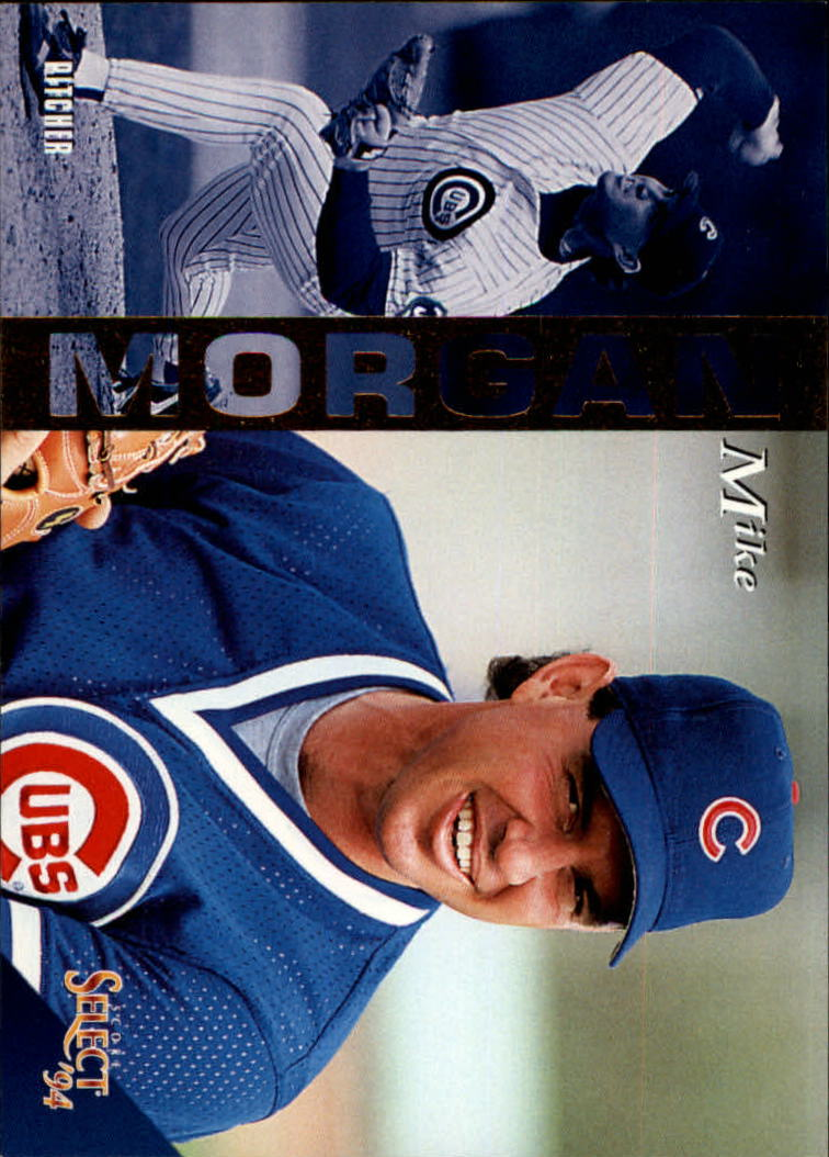 1994 Select #121 Mike Morgan