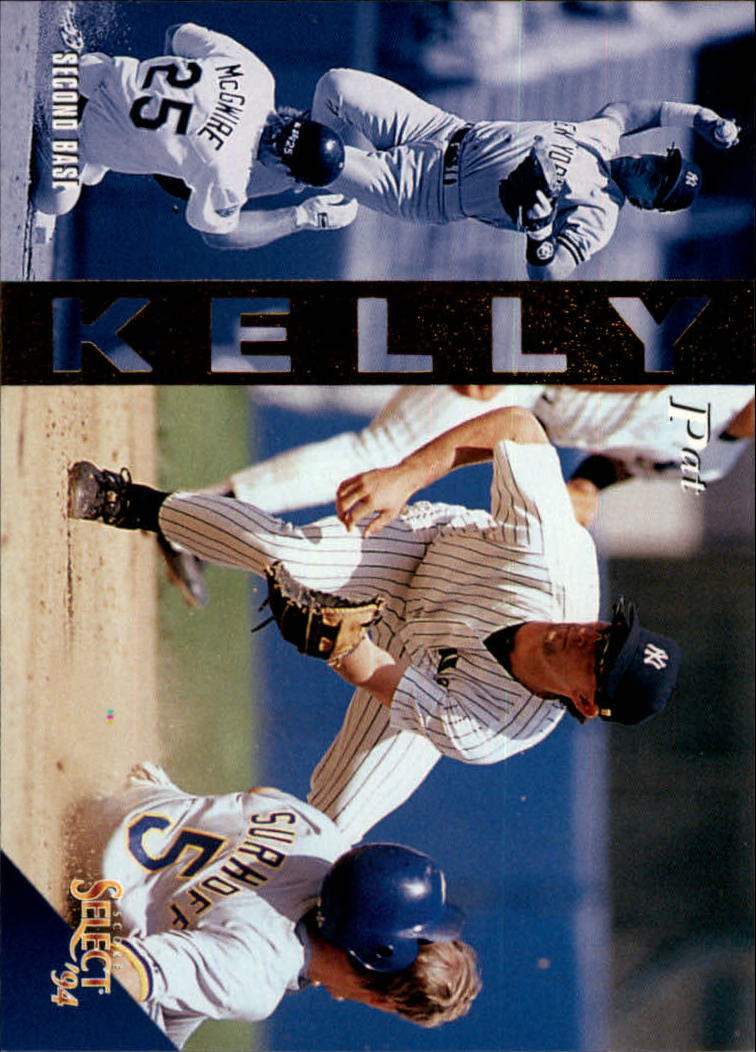 1994 Select #142 Pat Kelly