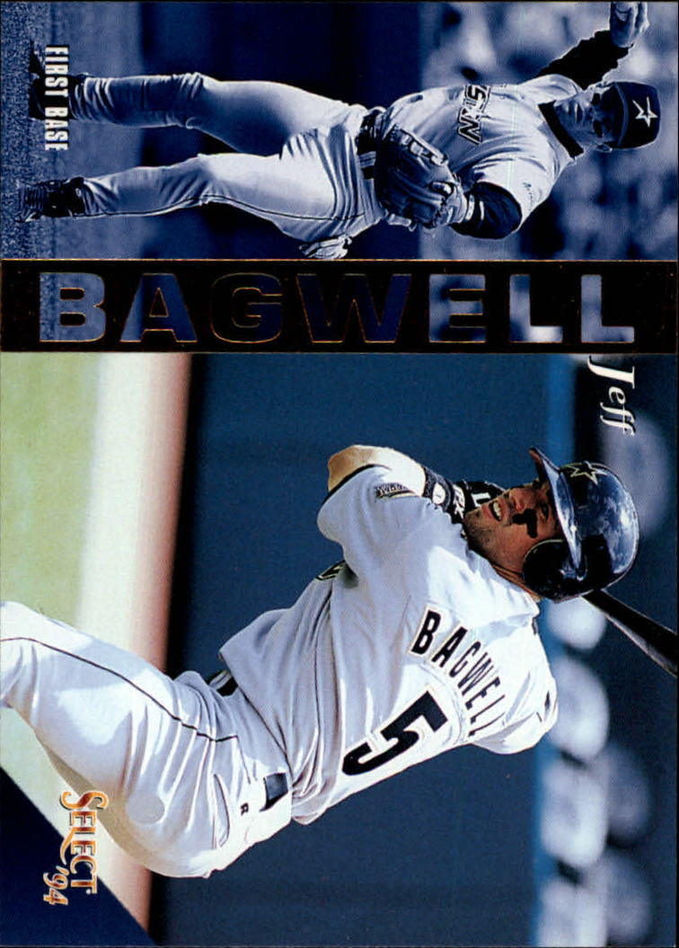 1994 Select #234 Jeff Bagwell