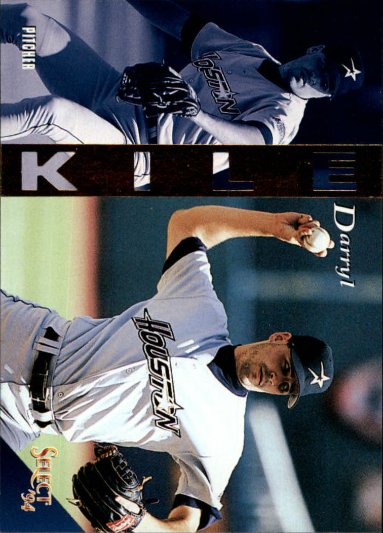1994 Select #326 Darryl Kile