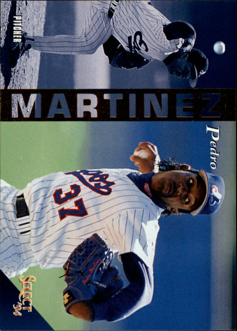 1994 Select #332 Pedro Martinez