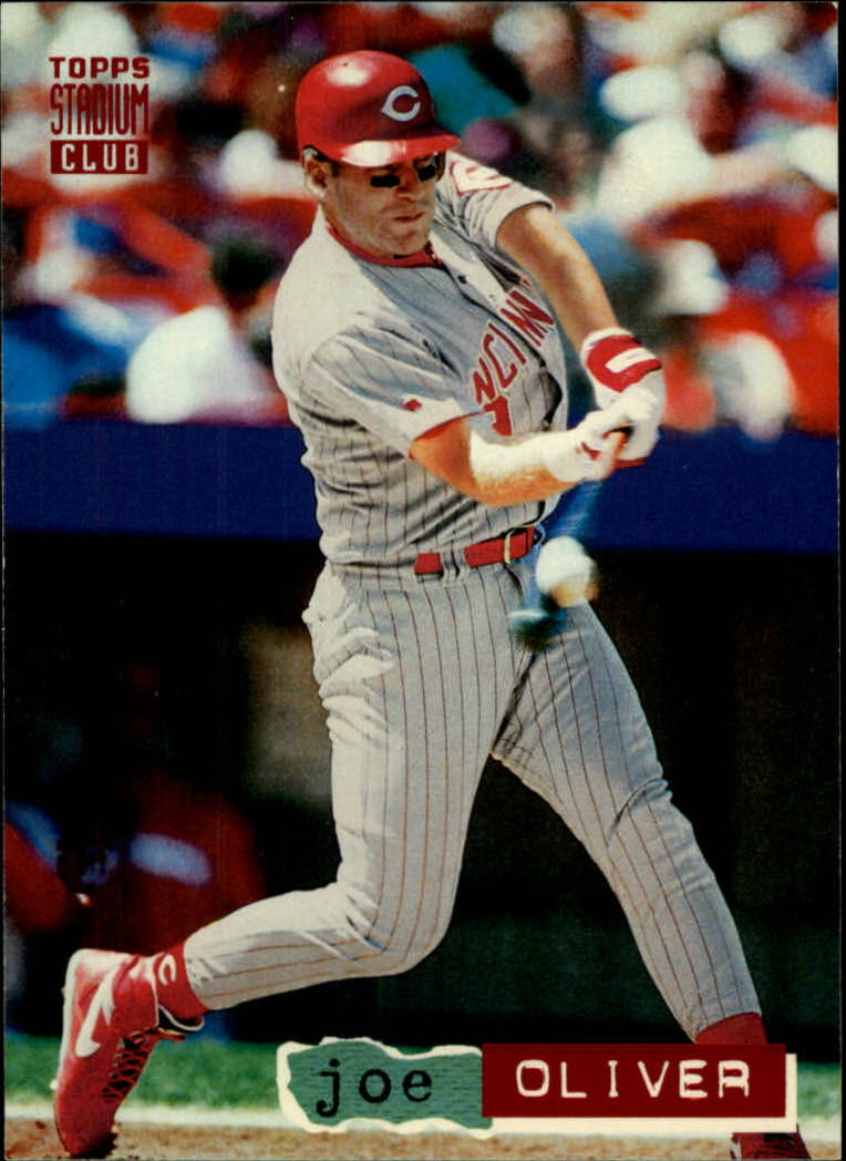 1994 Stadium Club #7 Joe Oliver