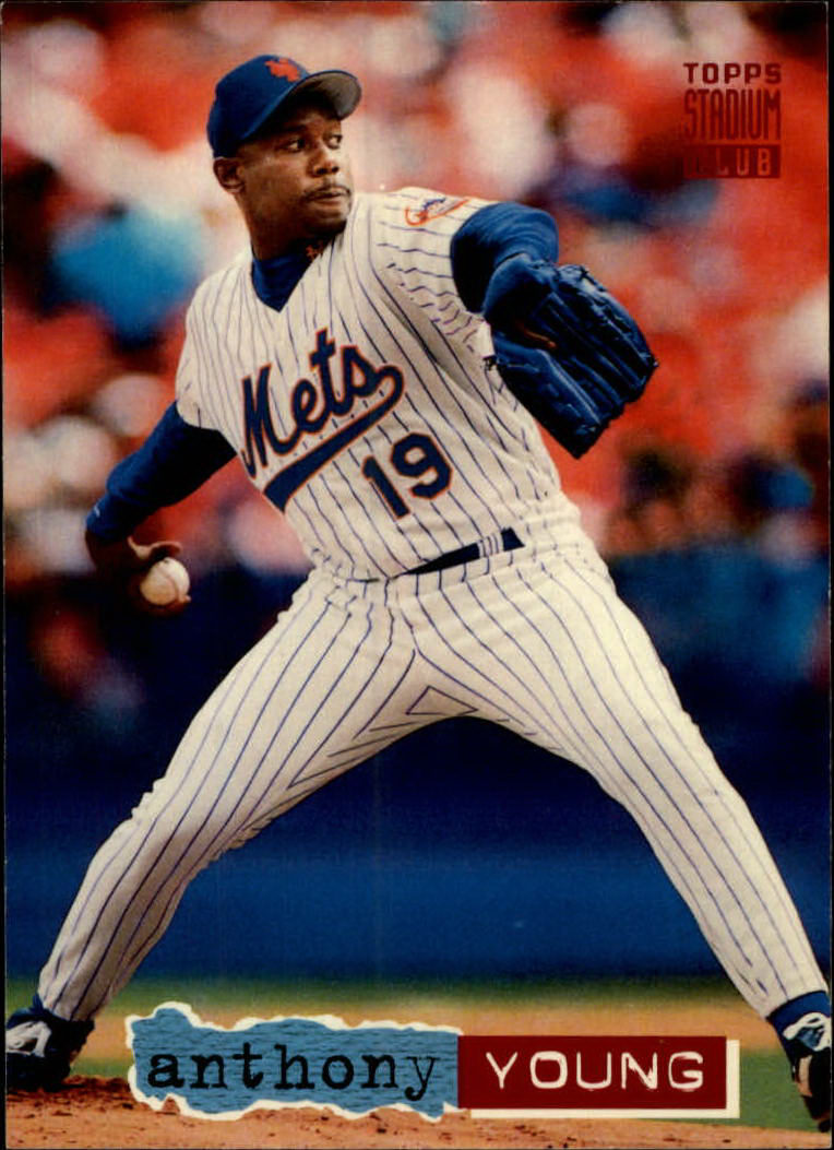 1994 Stadium Club #28 Anthony Young