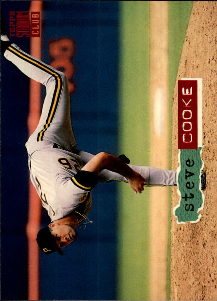 1994 Stadium Club #47 Steve Cooke