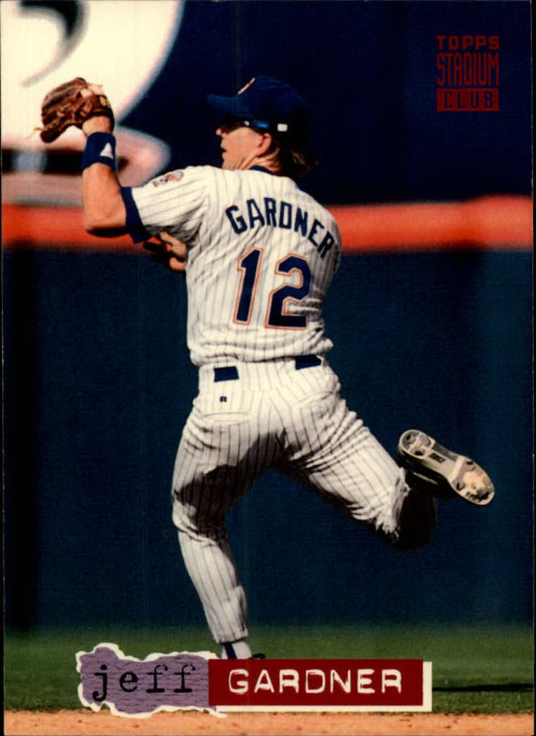 1994 Stadium Club #58 Jeff Gardner