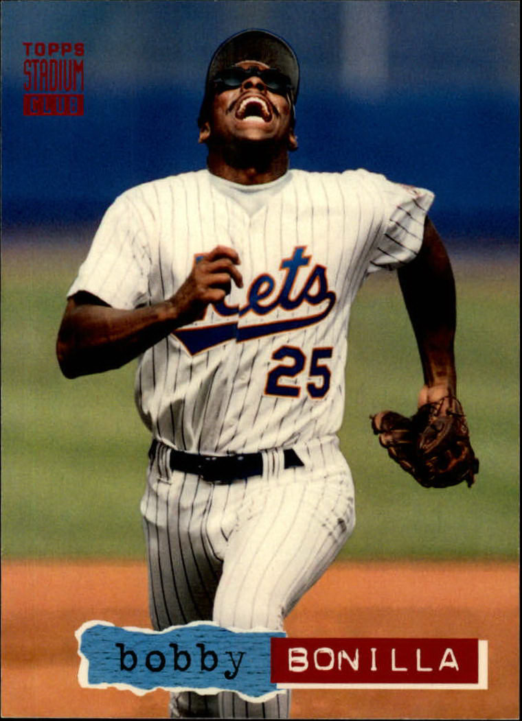 1994 Stadium Club #59 Bobby Bonilla