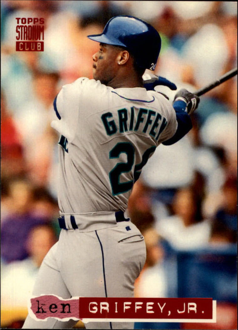 1994 Stadium Club #85 Ken Griffey Jr.