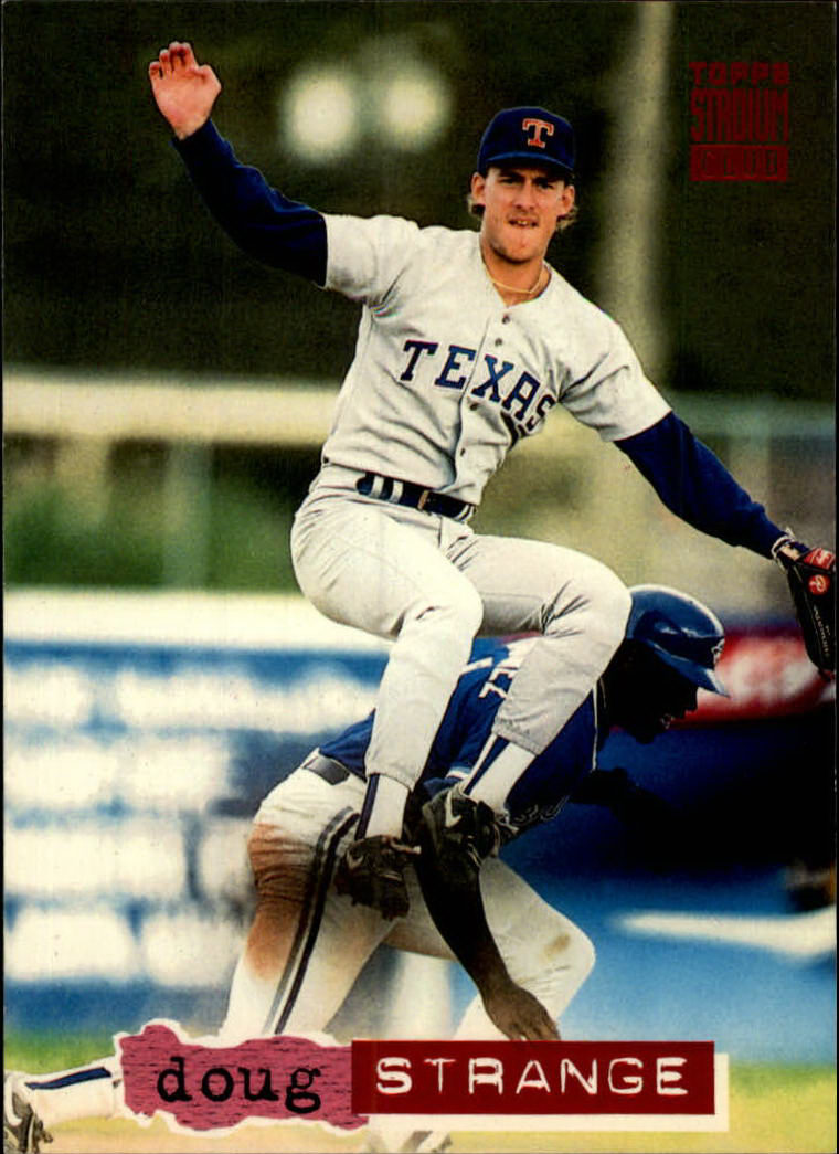1994 Stadium Club #97 Doug Strange
