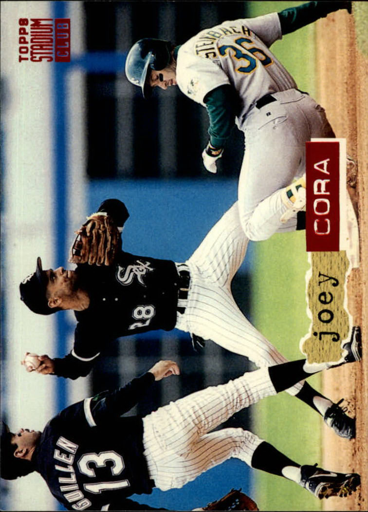 1994 Stadium Club #100 Joey Cora