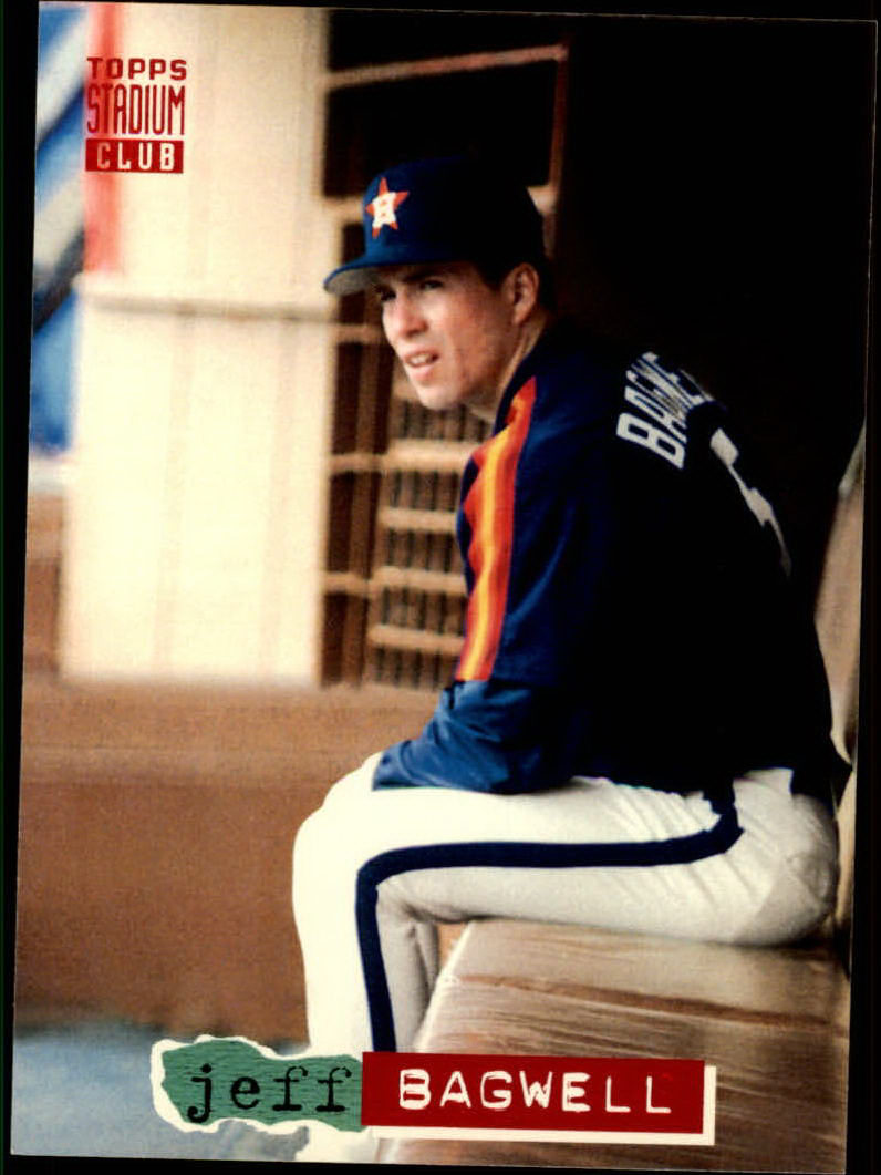 1994 Stadium Club #108 Jeff Bagwell