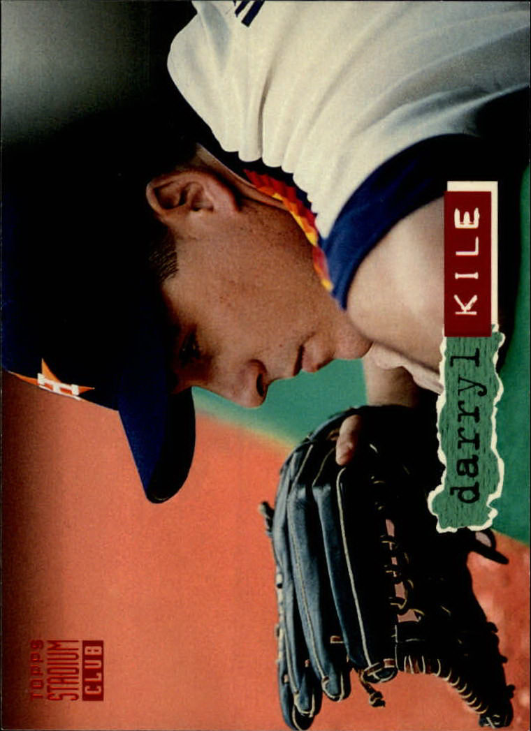 1994 Stadium Club #327 Darryl Kile