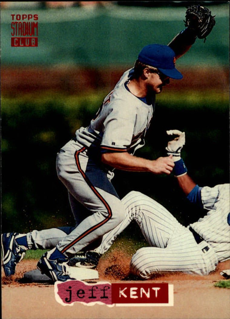 1994 Stadium Club #362 Jeff Kent