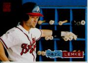 1994 Stadium Club #402 Mark Lemke