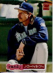 1994 Stadium Club #438 Randy Johnson