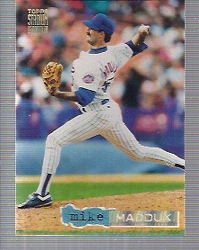 1994 Stadium Club Golden Rainbow #33 Mike Maddux