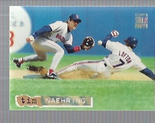 1994 Stadium Club Golden Rainbow #131 Tim Naehring
