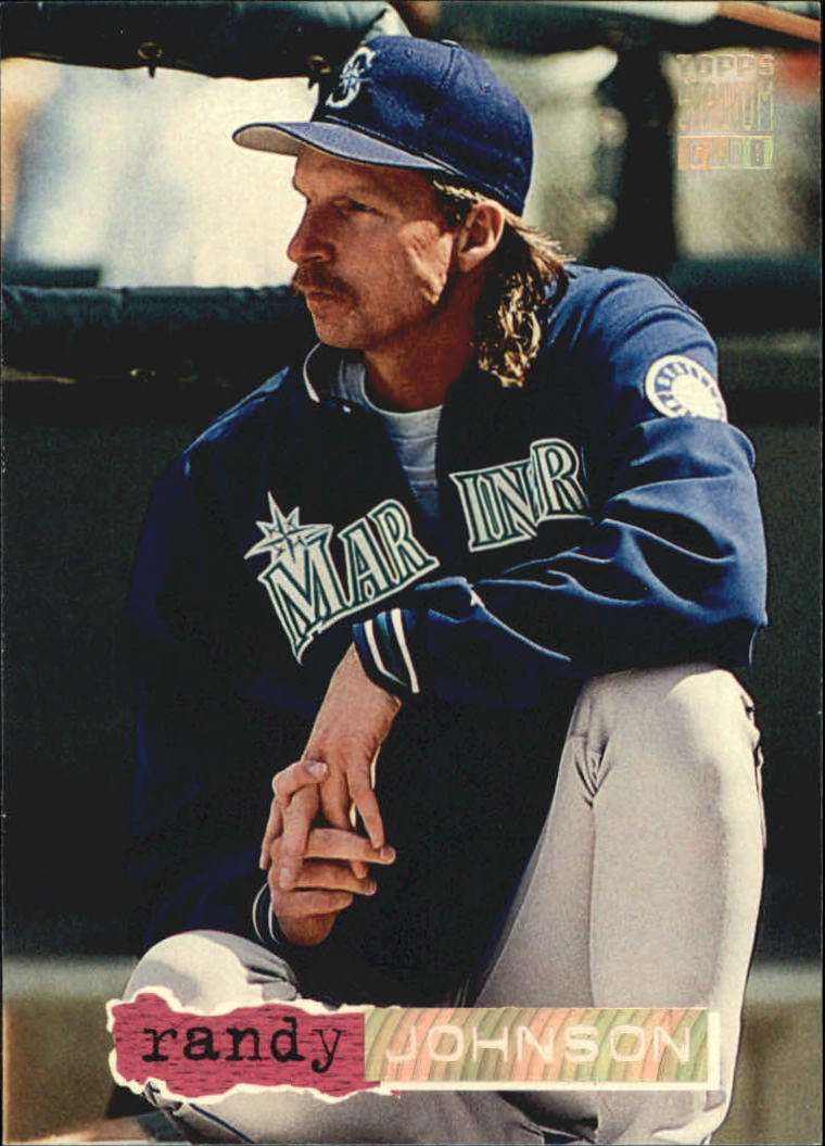 1994 Stadium Club Golden Rainbow #438 Randy Johnson
