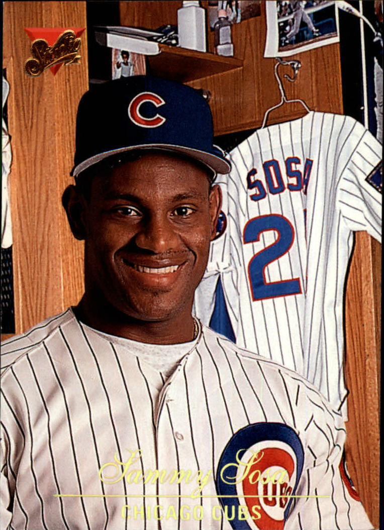 1994 Studio #64 Sammy Sosa