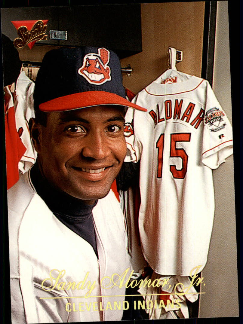 1994 Studio #90 Sandy Alomar Jr.