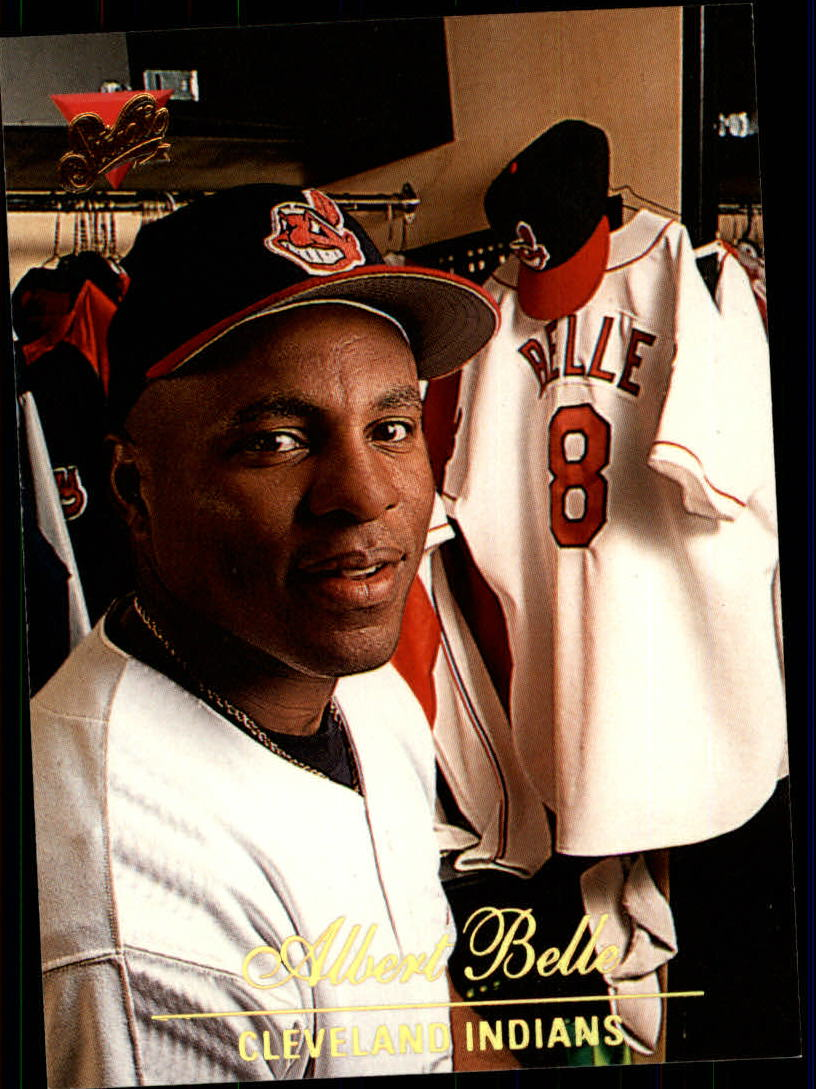 1994 Studio #92 Albert Belle