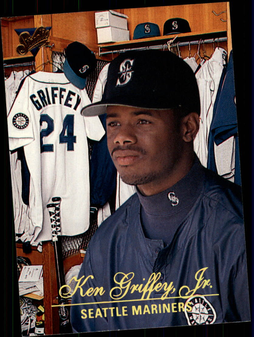 1994 Studio #101 Ken Griffey Jr.