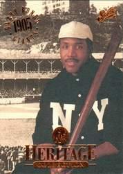 1994 Studio Heritage #1 Barry Bonds