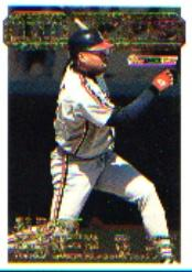 1994 Topps Black Gold #3 Albert Belle