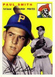 1994 Topps Archives 1954 #11 Paul Smith front image
