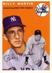 1994 Topps Archives 1954 #13 Billy Martin