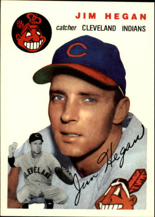 1994 Topps Archives 1954 #29 Jim Hegan front image