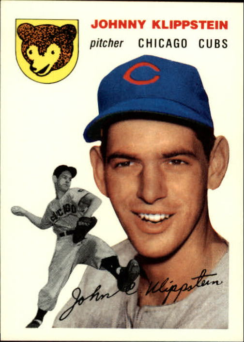 1994 Topps Archives 1954 #31 Johnny Klippstein front image