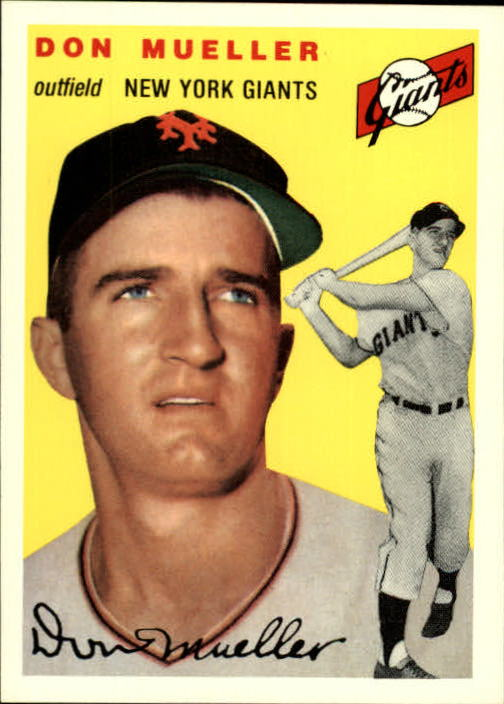 1994 Topps Archives 1954 #42 Don Mueller