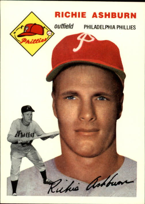 1994 Topps Archives 1954 #45 Richie Ashburn front image
