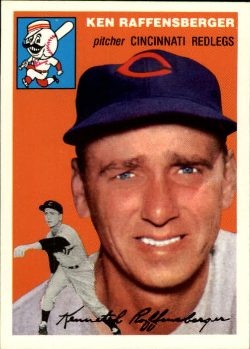 1994 Topps Archives 1954 #46 Ken Raffensberger