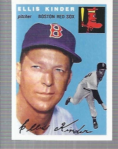 1994 Topps Archives 1954 #47 Ellis Kinder front image
