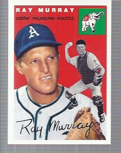 1994 Topps Archives 1954 #49 Ray Murray