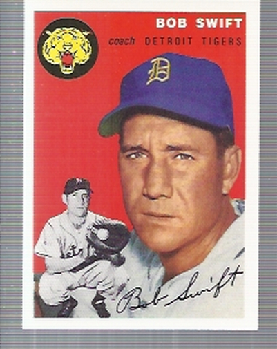 1994 Topps Archives 1954 #65 Bob Swift