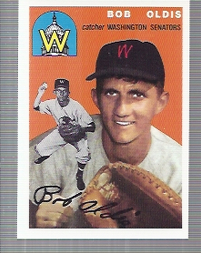 1994 Topps Archives 1954 #91 Bob Oldis