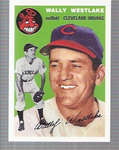1994 Topps Archives 1954 #92 Wally Westlake