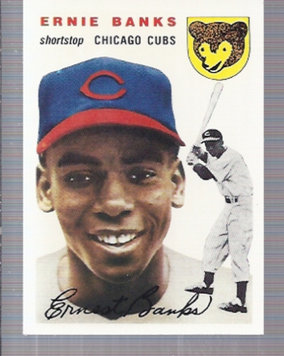 1994 Topps Archives 1954 #94 Ernie Banks
